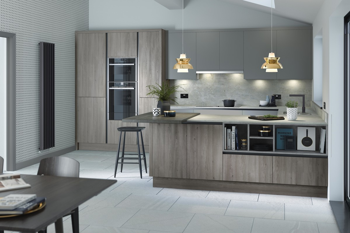 Alpina Modern Style Kitchen