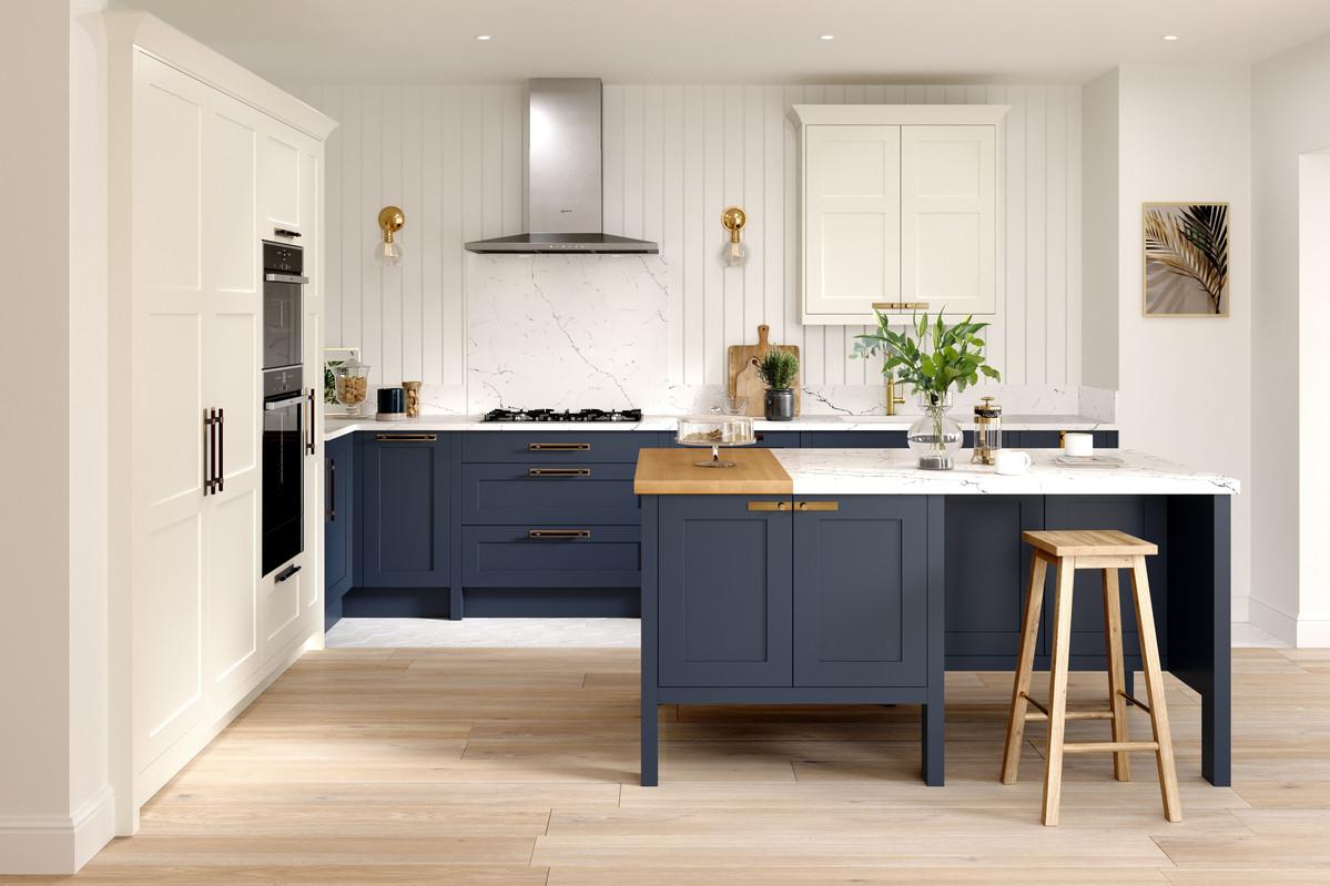 Hunton Classic Style Kitchen