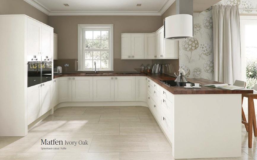 Vinyl Modern Style Kitchen