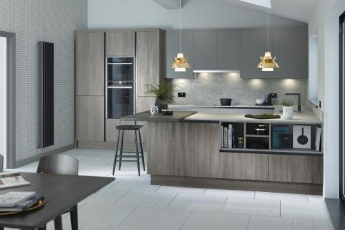 Harrison & Fletcher - Alpina Modern Kitchen 1