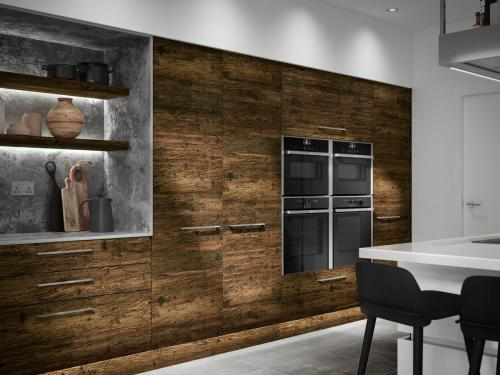 Harrison & Fletcher - Alpina Modern Kitchen 2