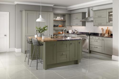 Harrison & Fletcher - Broadoak Classic Kitchen 2