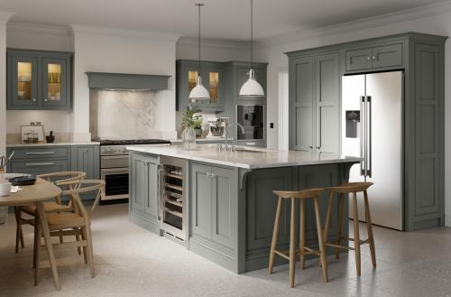 Harrison & Fletcher - Clarendon Classic Kitchen 1