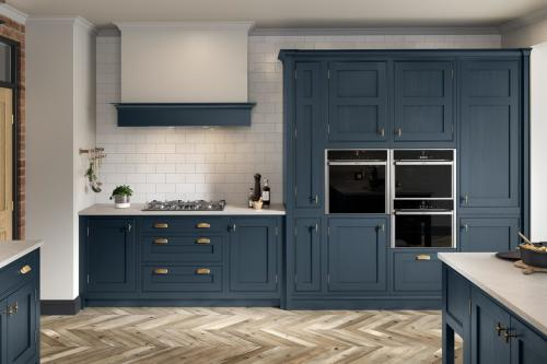 Harrison & Fletcher - Clarendon Classic Kitchen 2