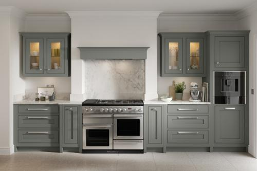 Harrison & Fletcher - Clarendon Classic Kitchen 3