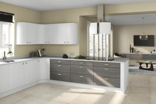 Harrison & Fletcher - Glacier Modern Kitchen 3