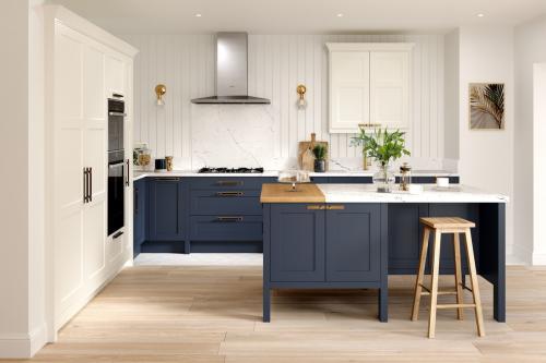 Harrison & Fletcher - Hunton Classic Kitchen 1
