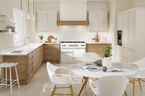 Harrison & Fletcher - Lichfield Modern Kitchen 1