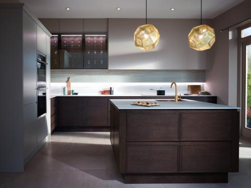 Harrison & Fletcher - Lichfield Modern Kitchen 2