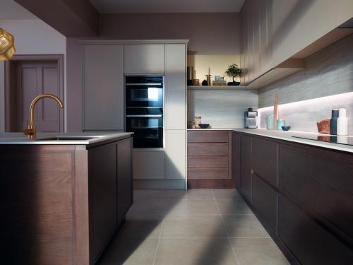 Harrison & Fletcher - Lichfield Modern Kitchen 3