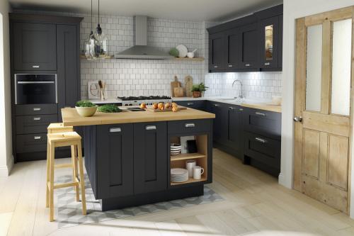 Harrison & Fletcher - Milbourne Classic Kitchen 1