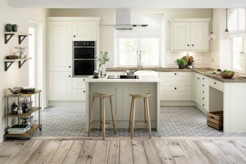 Harrison & Fletcher - Milbourne Classic Kitchen 2