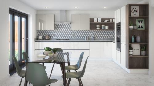 Harrison & Fletcher - Mode Modern Kitchen 2