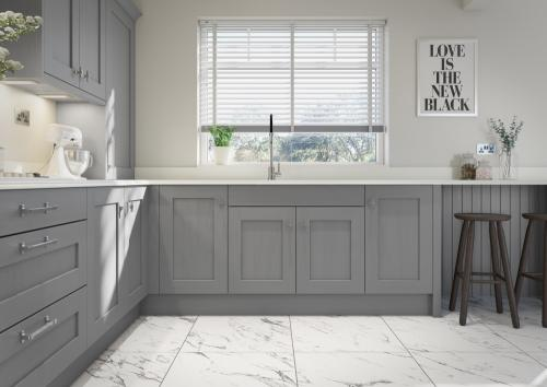 Harrison & Fletcher - Mornington Shaker Classic Kitchen 2