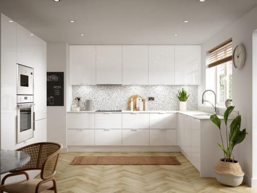 Harrison & Fletcher - Porter Modern Kitchen 2