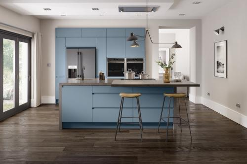 Harrison & Fletcher - Remo Modern Kitchen 1