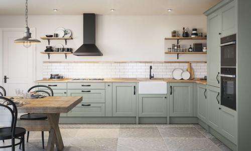 Harrison & Fletcher - Stanhope Classic Kitchen 1