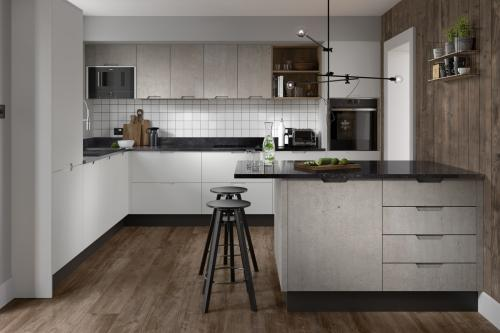 Harrison & Fletcher - Stanhope Modern Kitchen 1