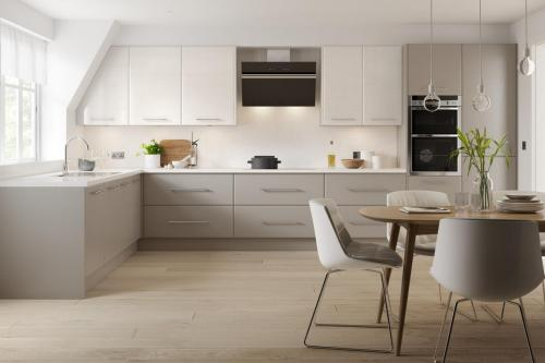 Harrison & Fletcher - Stanhope Modern Kitchen 3