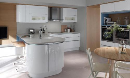 Harrison & Fletcher - Tomba Modern Kitchen 1