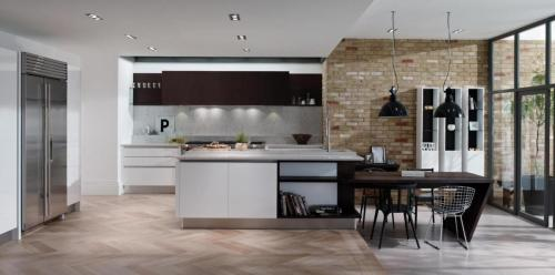 Harrison & Fletcher - Tomba Modern Kitchen 2