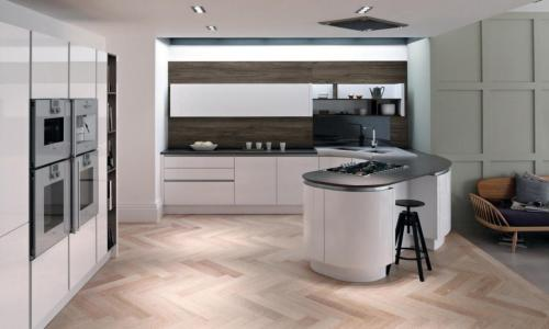 Harrison & Fletcher - Tomba Modern Kitchen 3