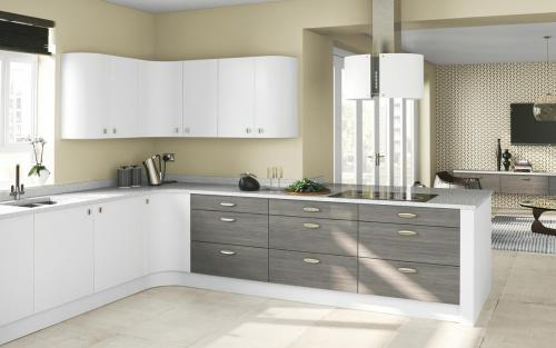 Harrison & Fletcher - Vinyl Modern Kitchen 2