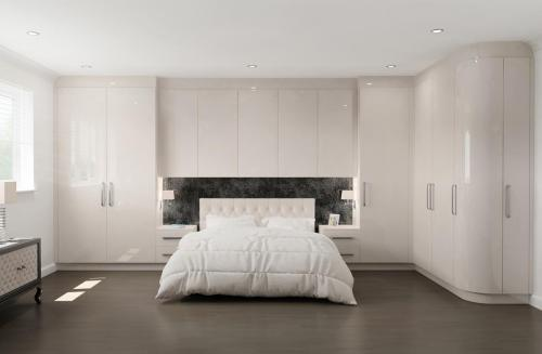 Harrison & Fletcher - Glacier Style Bedroom 1